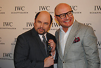 Jason Alexander attends the IWC Timeless Portofino Event on December 3, 2014 (Photos by Getner Fabe/Guest Of A Guest)