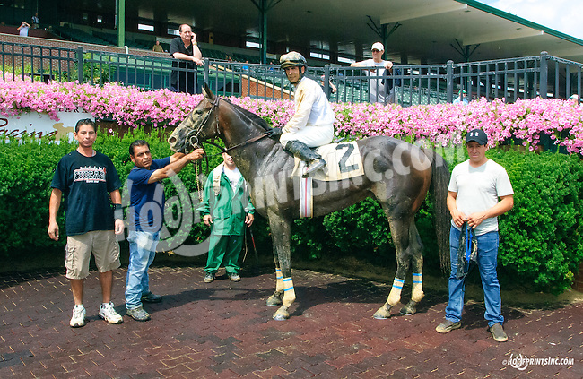 Oxford Street winning at Delaware Park on 8/19/15