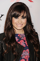 LOS ANGELES, CA - DECEMBER 06: Demi Lovato  arrives at the 'The X Factor' Viewing Party Sponsored By Sony X Headphones at Mixology101 & Planet Dailies on December 6, 2012 in Los Angeles, California.PAP1212JP346.PAP1212JP346.PAP1212JP346.