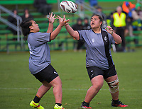 Action from the 2017 1st XV rugby Top Four girls' final between St Mary's College and Hamilton Girls' High School at Sport and Rugby Institute in Palmerston North, New Zealand on Sunday, 10 September 2017. Photo: Dave Lintott / lintottphoto.co.nz