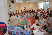 Sunday, September 20, 2010, Somerhill Gallery in Durham, N.C., auctions off all remaining artwork and fixtures after declaring bankruptcy. ...