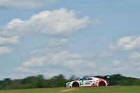 IMSA WeatherTech SportsCar Championship<br /> Michelin GT Challenge at VIR<br /> Virginia International Raceway, Alton, VA USA<br /> Friday 25 August 2017<br /> 57, Audi, Audi R8 LMS GT3, GTD, Lawson Aschenbach, Andrew Davis<br /> World Copyright: Richard Dole<br /> LAT Images<br /> ref: Digital Image RD_VIR_17_014