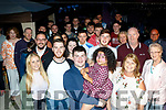 Key to the Door<br /> ---------------------<br /> Niall Byrne, Manor Pk, Tralee, front centre, celebrated his 21st birthday in style last Saturday night with a cool back garden party along with family and friends.