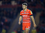 Ben Youngs in action for Leicester Tigers - Rugby Union - Leicester Tigers vs Cardiff Blues - pre-season friendly - Welford Road Leicester - 29th August 2014 - Picture - Malcolm Couzens/Sportimage