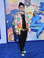 """12 February 2020 - Los Angeles, California - Sueco the Child. """"Sonic the Hedgehog"""" Los Angeles Premiere held at the Regency Village Theater. Photo Credit: Birdie Thompson/AdMedia"""