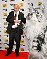 Alan Dedicoat<br /> Cats Protection's National Cat Awards, held by the Cats Protection celebrating feline tales of courage, promote benefits of cat adoption. The Savoy Hotel, London, England on August 02, 2018.<br /> CAP/JOR<br /> &copy;JOR/Capital Pictures