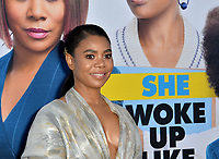 "LOS ANGELES, USA. April 08, 2019: Regina Hall at the premiere of ""Little"" at the Regency Village Theatre.<br /> Picture: Paul Smith/Featureflash"