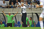 Vahid Halilhodzic (JPN),<br /> SEPTEMBER 1, 2016 - Football / Soccer :<br /> Japan's head coach Vahid Halilhodzic during the FIFA World Cup Russia 2018 Asian Qualifiers Final Round Group B match between Japan 1-2 United Arab Emirates at Saitama Stadium 2002 in Saitama, Japan. (Photo by AFLO)