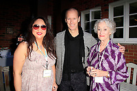 LOS ANGELES - APR 9: Guests at The Actors Fund's Edwin Forrest Day Party and to commemorate Shakespeare's 453rd birthday at a private residence on April 9, 2017 in Los Angeles, California