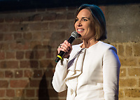 Claire Williams during the Williams 2018 F1 Car Launch at Villiage Underground, London, England on 15 February 2018. Photo by Vince  Mignott.