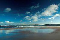 Thortonloch Beach on the John Muir Way, Thortonloch, East Lothian