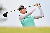 SINGAPORE - FEBRUARY 01: Minjee Lee of Australia on the 6th tee during the second round of the HSBC Women's World Championship 2019 at Sentosa Golf Club - Tanjong Course, Singapore on March 01, 2019.<br /> .<br /> .<br /> .<br /> (Photo by: Naratip Golf Srisupab/SEALs Sports Images)<br /> .<br /> Any image use must include a mandatory credit line adjacent to the content which should read: Naratip Golf Srisupab/SEALs Sports Images