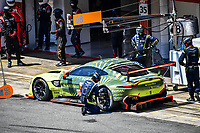 #98 ASTON MARTIN RACING (GBR) ASTON MARTIN VANTAGE AMR LMGTE AM PAUL DALLA LANA (CAN) DARREN TURNER (GBR) ROSS GUN (GBR) MATHIAS LAUDA (AUT) MATTHIEU VAXIVIERE (FRA) PEDRO LAMY (PRT)