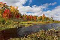 Fishtrap Lake in September
