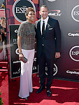 Alex Rodriguez and Robin Roberts attends The 2015 ESPY Awards held at The Microsoft Theatre  in Los Angeles, California on July 15,2015                                                                               © 2015 Hollywood Press Agency
