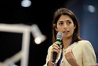Roma, 23 Maggio 2017<br /> Virginia Raggi<br /> Forum Pubblica Amministrazione 2017 presso il Roma Convention Center - La Nuvola
