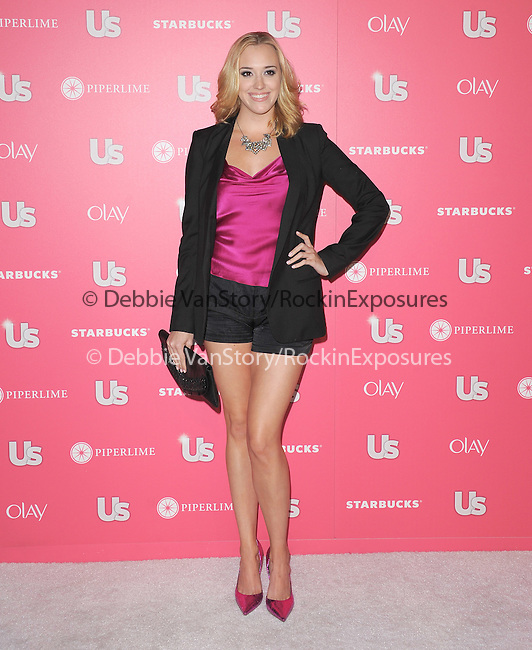 Andrea Bowen at US Weekly Hot Hollywood Style Issue Party held at Eden in Hollywood, California on April 26,2011                                                                               © 2010 Hollywood Press Agency