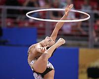 September 11, 2018 - Sofia, Bulgaria - LINOY ASHRAM of Israel performs at 2018 World Championships.