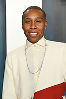 09 February 2020 - Los Angeles, California - Lena Waithe<br /> . 2020 Vanity Fair Oscar Party following the 92nd Academy Awards held at the Wallis Annenberg Center for the Performing Arts. Photo Credit: Birdie Thompson/AdMedia