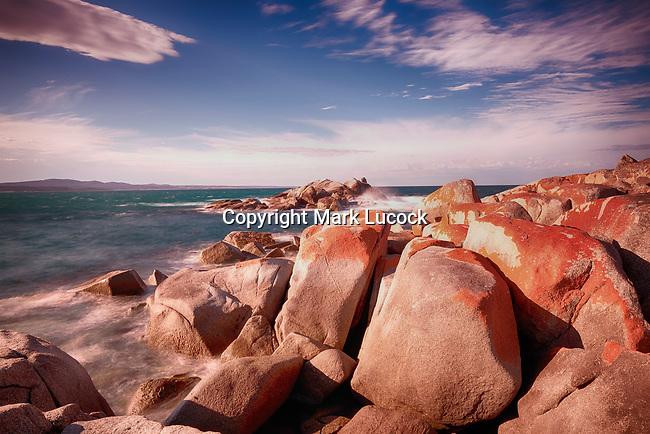 Skeleton Point, Binalong Bay, Tasmania
