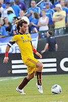 Kyle Beckerman...Kansas City Wizards and Real Salt Lake played to a 1-1 tie at Community America Ballpark, Kansas City, Kansas.