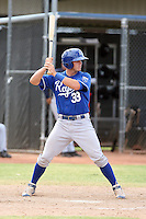 Travis Jones - Kansas City Royals - 2010 Instructional League.Photo by:  Bill Mitchell/Four Seam Images..