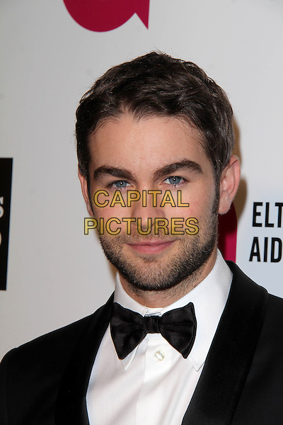 WEST HOLLYWOOD, CA - March 02: Chase Crawford at the 22nd Annual Elton John AIDS Foundation Oscar Viewing Party Arrivals, Private Location, West Hollywood,  March 02, 2014. <br /> CAP/MPI/JO<br /> &copy;JO/MPI/Capital Pictures