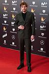 Daniel Perez Prada attends red carpet of Feroz Awards 2018 at Magarinos Complex in Madrid, Spain. January 22, 2018. (ALTERPHOTOS/Borja B.Hojas)