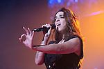 "Ruth Lorenzo attends the ""POR ELLAS"" Concert of Cadena 100 at Barclaycard Center in Madrid, Spain. November 7, 2014. (ALTERPHOTOS/Carlos Dafonte)"