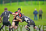 No12 Killarney (Gorgan getting name)  takes a big hit against Presentation in Killarney on Sunday