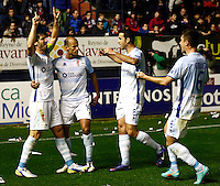 2012.12.22 La Liga CA Osasuna VS Granada CF