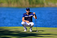 Matthew Nixon (ENG) during the second round of the Lyoness Open powered by Organic+ played at Diamond Country Club, Atzenbrugg, Austria. 8-11 June 2017.<br /> 09/06/2017.<br /> Picture: Golffile | Phil Inglis<br /> <br /> <br /> All photo usage must carry mandatory copyright credit (&copy; Golffile | Phil Inglis)