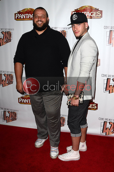 """Daniel Franzese<br /> at the """"42nd Street"""" Opening, Pantages, Hollywood, CA 05-31-16<br /> David Edwards/Dailyceleb.com 818-249-4998"""