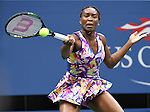 Venus Williams (USA) defeated Julia Goerges (GER) 6-2, 6-3