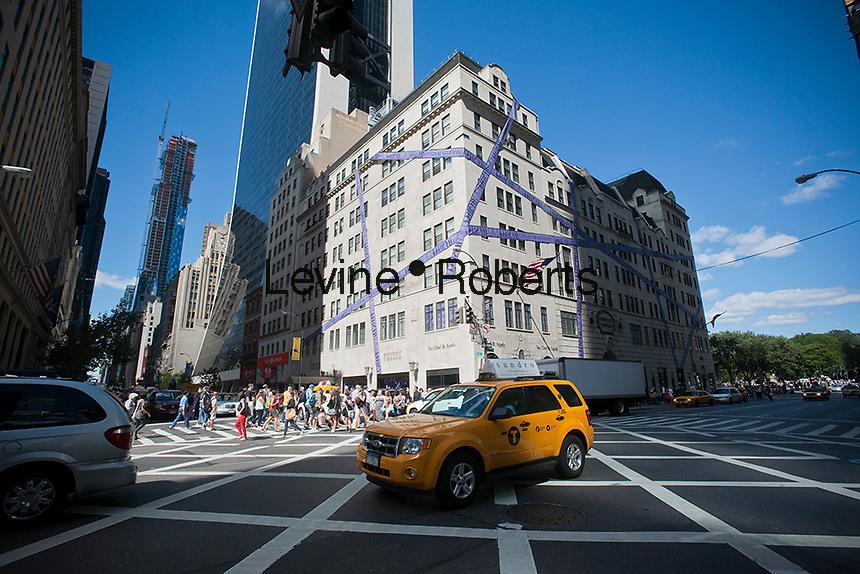 The Bergdorf Goodman department store in New York on Saturday, September 15, 2012.  (© Richard B. Levine)