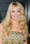 LOS ANGELES, CA - AUGUST 19: Actress Charlotte Ross arrives at the Premiere Of Lionsgate Premiere's 'She's Funny That Way' at Harmony Gold on August 19, 2015 in Los Angeles, California.