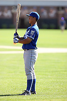 Cheslor Cuthbert - Kansas City Royals, 2009 Instructional League.Photo by:  Bill Mitchell/Four Seam Images..