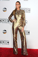 LOS ANGELES - NOV 20: Heidi Klum at the 2016 American Music Awards at Microsoft Theater on November 20, 2016 in Los Angeles, California