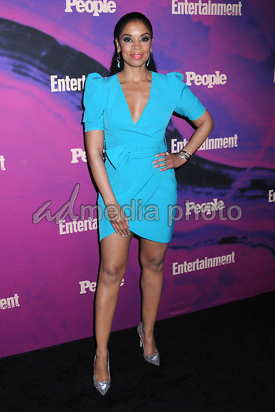 13 May 2019 - New York, New York - Susan Kelechi Watson at the Entertainment Weekly & People New York Upfronts Celebration at Union Park in Flat Iron. Photo Credit: LJ Fotos/AdMedia