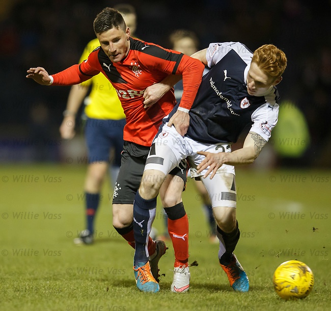 Michael O'Halloran and David Bates