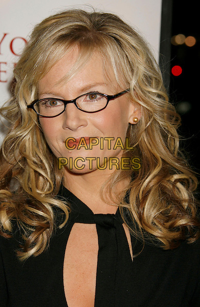 "RACHAEL HARRIS.""For Your Consideration"" Los Angeles Premiere held at the Directors Guild Of America, West Hollywood, California, USA..November 13th, 2006.Ref: ADM/RE.headshot portrait glasses.www.capitalpictures.com.sales@capitalpictures.com.©Russ Elliot/AdMedia/Capital Pictures."