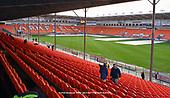 07/03/2019 BST Stadium clean at Blackpool FC