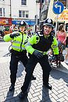 30/04/2011 May Day Brighton