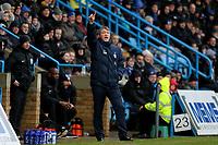 Peterborough United Manager, Grant McCann during Gillingham vs Peterborough United, Sky Bet EFL League 1 Football at the MEMS Priestfield Stadium on 10th February 2018
