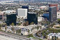 Aerial Photo Of Costa Mesa At South Coast