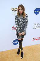 WEST HOLLYWOOD, CA - JANUARY 5: Amy Purdy, at the 6th Annual Gold Meets Golden Brunch at The House on Sunset in West Hollywood, California on January 5, 2019. <br /> CAP/MPI/FS<br /> &copy;FS/MPI/Capital Pictures