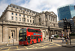The Bank of England, Threadneedle Street, City of London, London