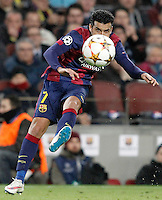 FC Barcelona's Pedro Rodriguez during Champions League 2014/2015 match.December 10,2014. (ALTERPHOTOS/Acero) /NortePhoto