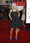 """Sharon Obermueller arrives at the Premiere Of Fox's """"What Happens In Vegas"""" on May 1, 2008 at the Mann Village Theatre in Los Angeles, California."""