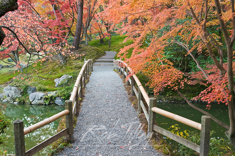 Japan, Kyoto, Sento Imperial Palace Garden